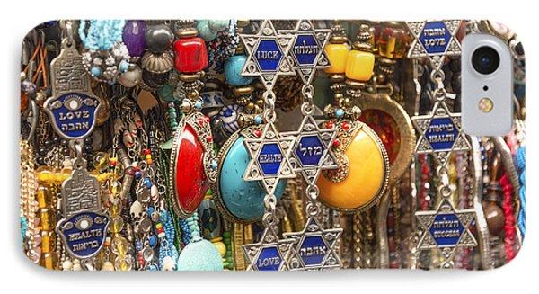 Tourist Souvenirs In Jerusalem Israel IPhone Case