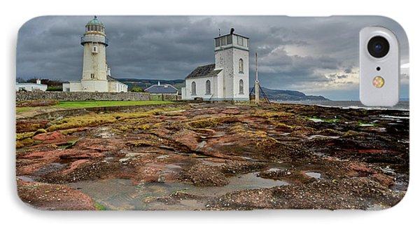 Toward Lighthouse  IPhone Case