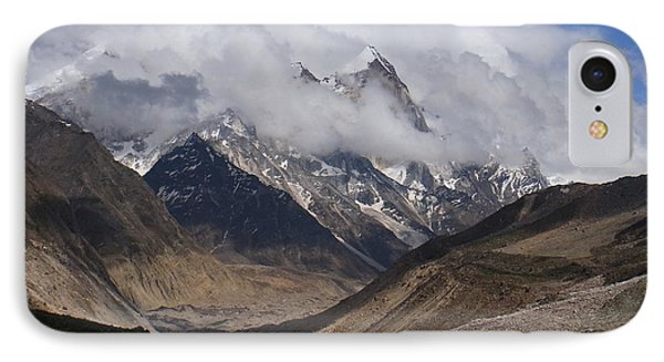 Towards Bhagirathi IPhone Case