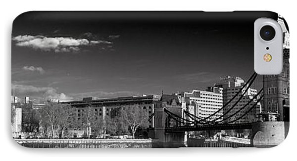 Tower Of London And Tower Bridge IPhone Case
