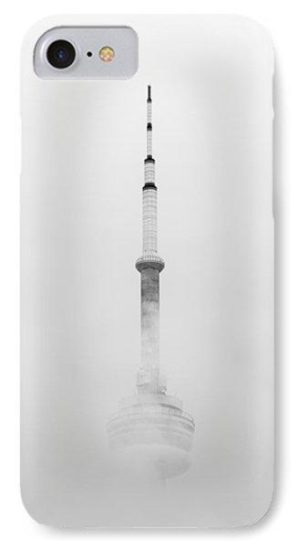 Towering Through The Fog IPhone Case