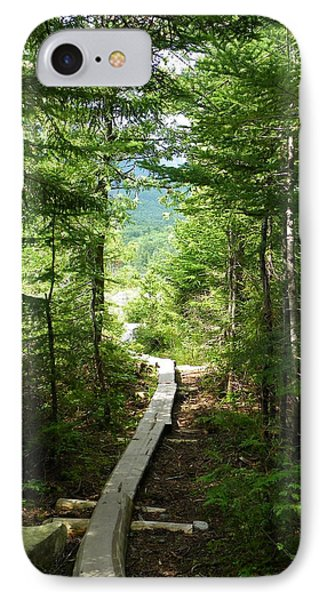 Trail To Sandy Stream Pond IPhone Case