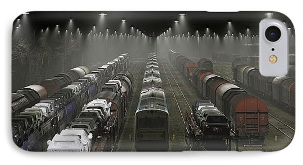 Trainsets IPhone Case