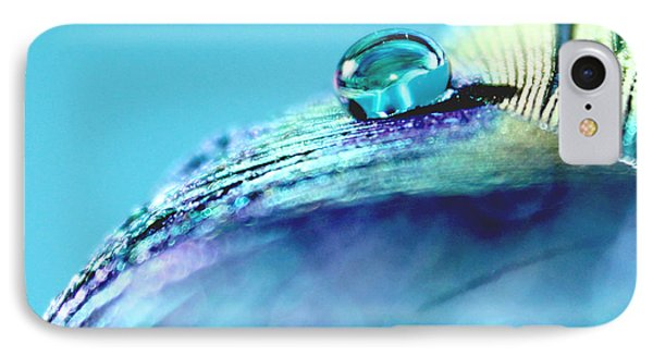 Tranquil Blue IPhone Case