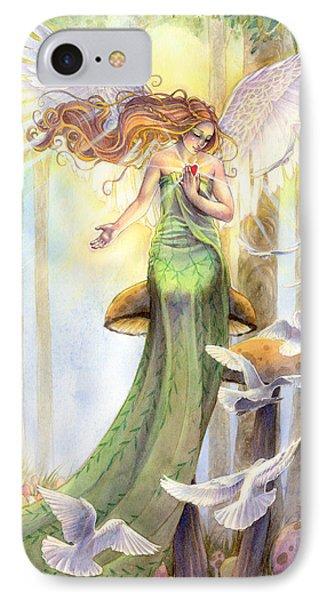 Fantasy iPhone 8 Case - Translucence  by Sara Burrier