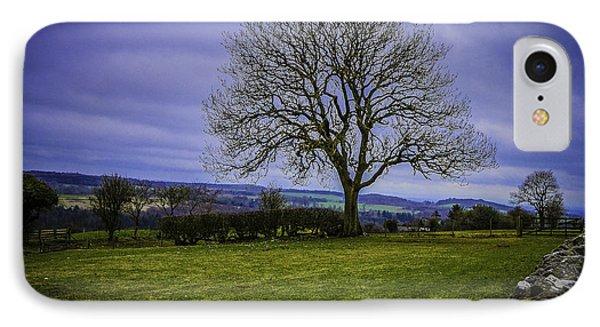 Tree - Hadrian's Wall IPhone Case