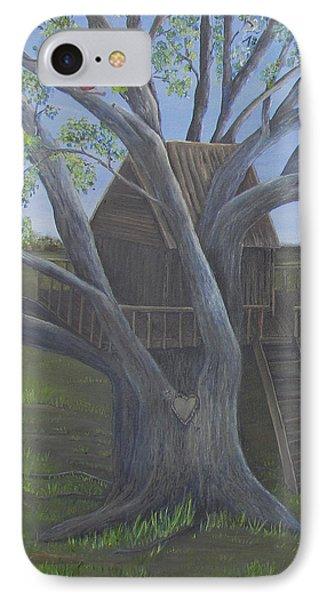 Tree House IPhone Case