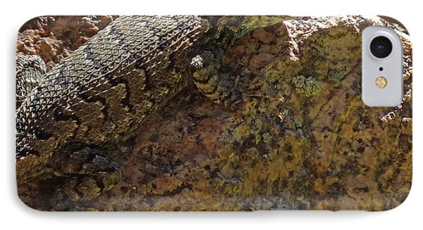 Tree Lizard IPhone Case