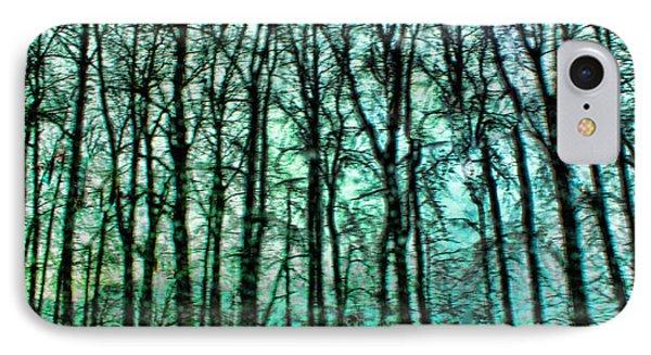 Tree Maze IPhone Case