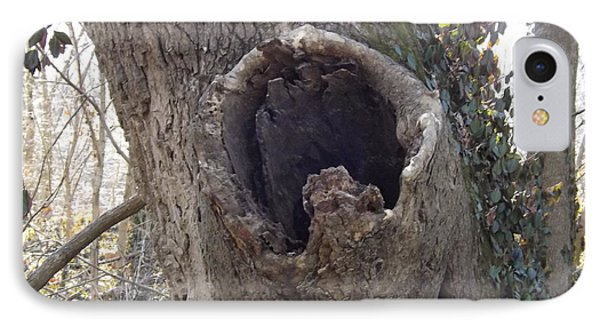 Treehole IPhone Case