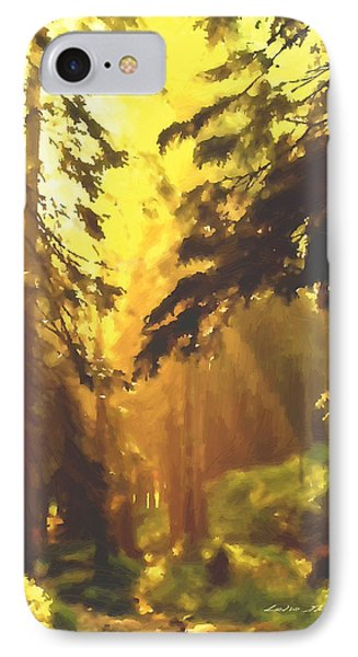 Trees No. 3 IPhone Case