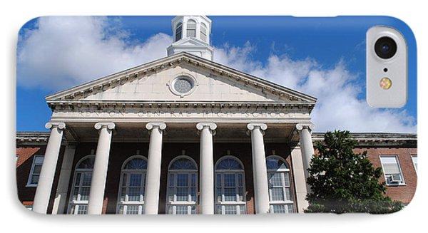 Trenton Central High School IPhone Case