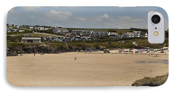 Treyarnon Bay IPhone Case