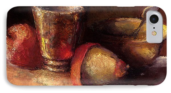 Tribute To Chardin Still Life IPhone Case