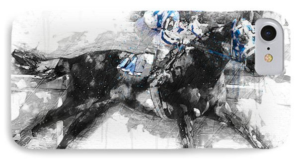 Secretariat Triple Crown 73 IPhone Case