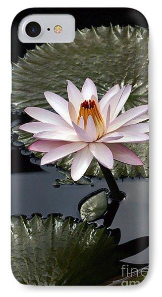 Tropical Floral Elegance IPhone Case