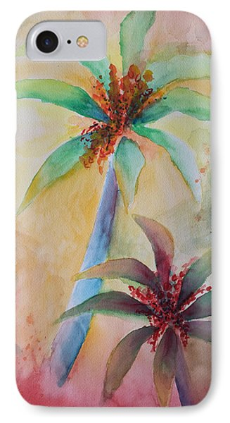 Tropical Image IPhone Case