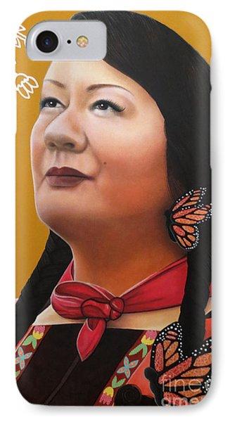 True Beauty - Jenny Blackbird IPhone Case