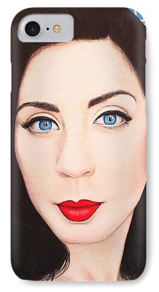 True Beauty - Lisa Boros IPhone Case