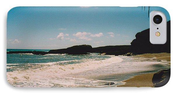 Truman Beach IPhone Case