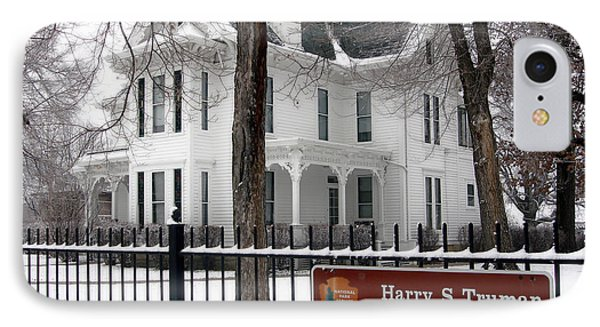 Truman Home Winter 2007 IPhone Case