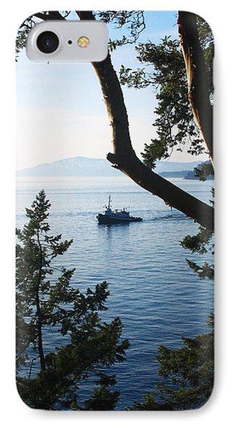 Tugboat Passes IPhone Case