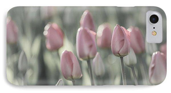 Tulip Patch IPhone Case