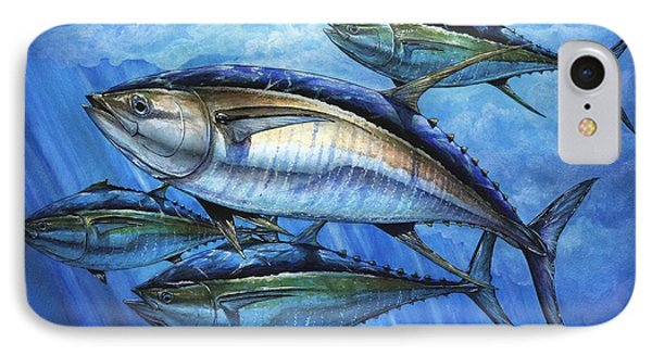 Tuna In Advanced IPhone Case