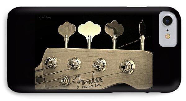 Fender Precision Bass IPhone Case