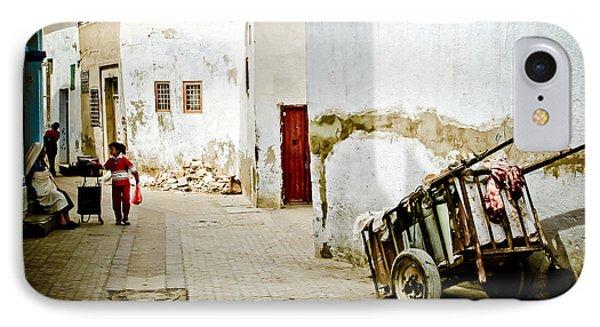Tunisian Girl IPhone Case