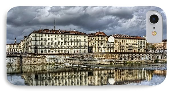 Turin Italy IPhone Case