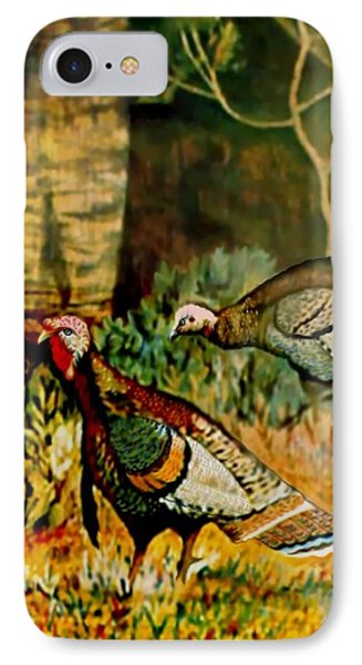 Turkey IPhone Case