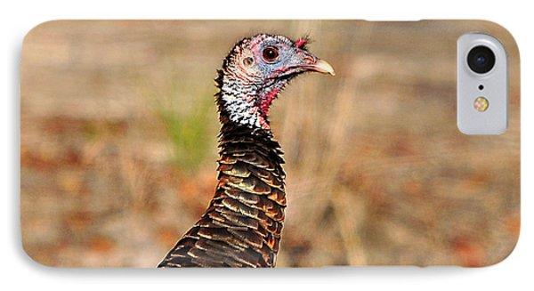 Turkey Profile IPhone Case