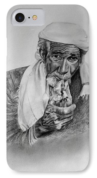 Turkish Smoker 2 IPhone Case