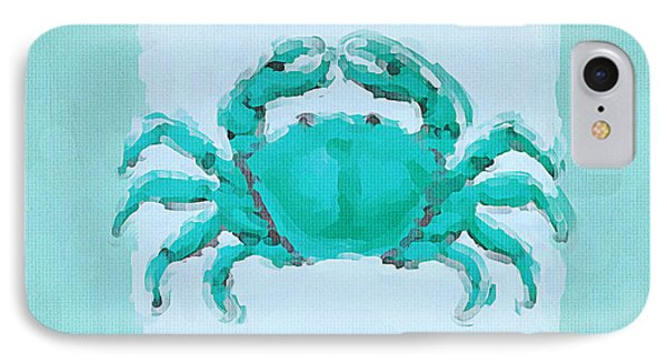 Turquoise Seashells I IPhone Case