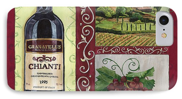 Tuscan Collage 1 IPhone Case