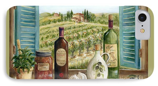 Tuscan Delights IPhone Case