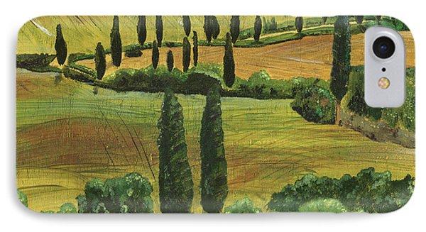 Tuscan Dream 1 IPhone Case