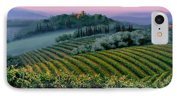 Tuscan Dusk IPhone Case