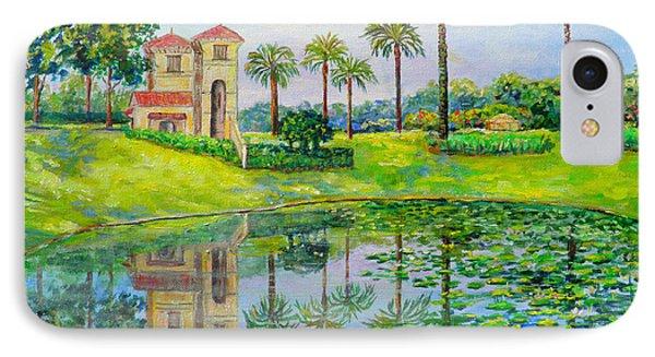 Tuscana Reflection IPhone Case