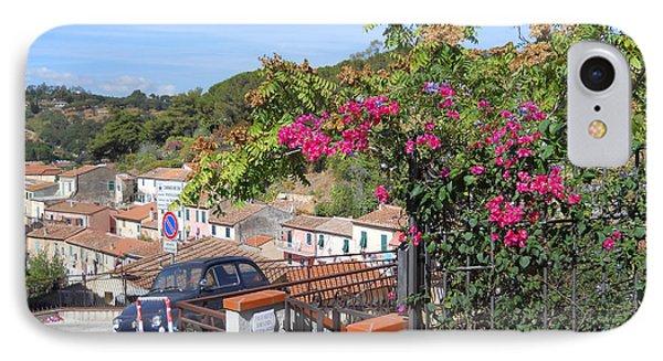 Tuscany Hills IPhone Case