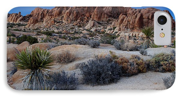 Twilight At Joshua Tree IPhone Case