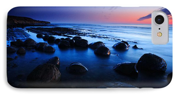 Twilight At Schooner Gulch IPhone Case