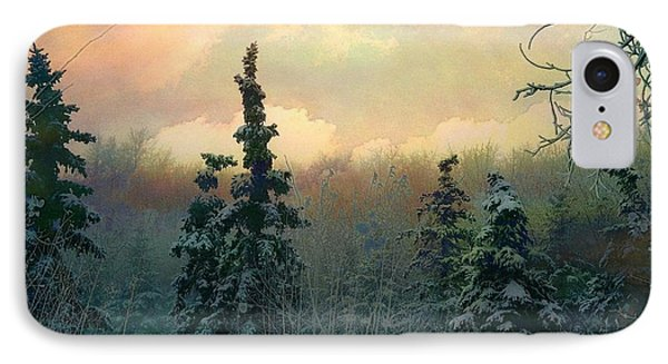 Twilight In The Forest IPhone Case
