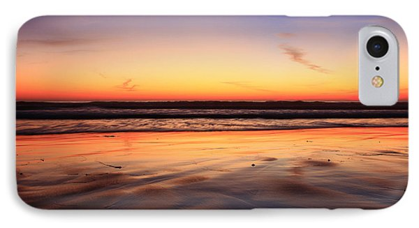 Cardiff By The Sea Glow IPhone Case