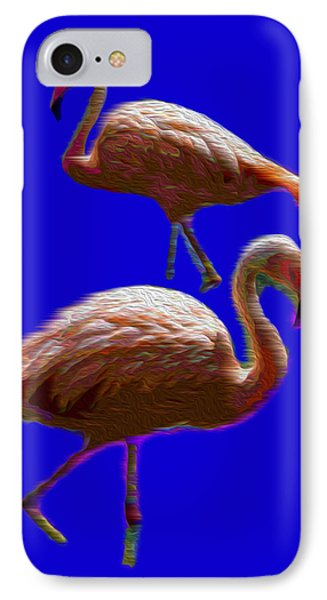 Two Birds IPhone Case