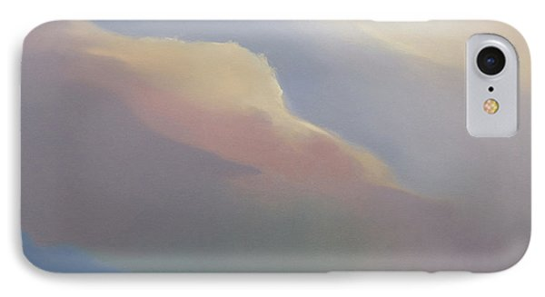 Two Clouds IPhone Case