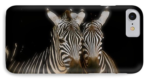 Two Of A Kind IPhone Case