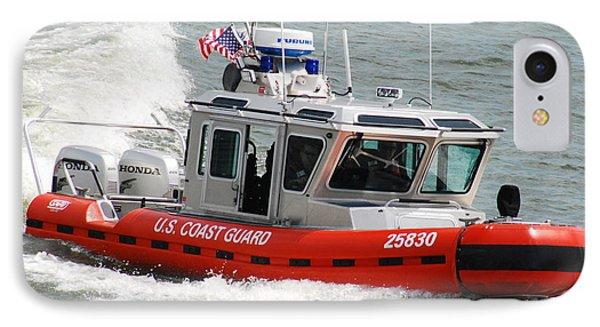 U. S. Coast Guard - Speed IPhone Case