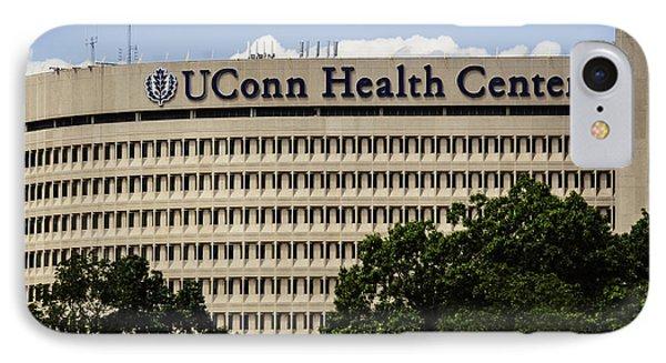 University Of Connecticut Uconn Health Center IPhone Case